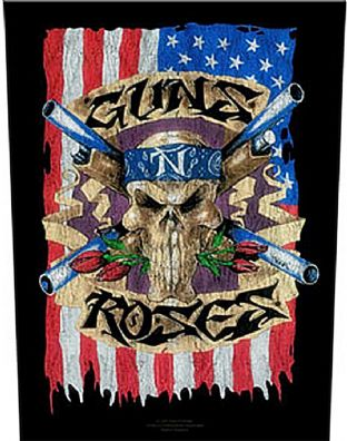 Guns N' Roses - Large Sew On Patch